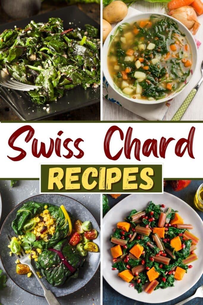 Swiss Chard Recipes