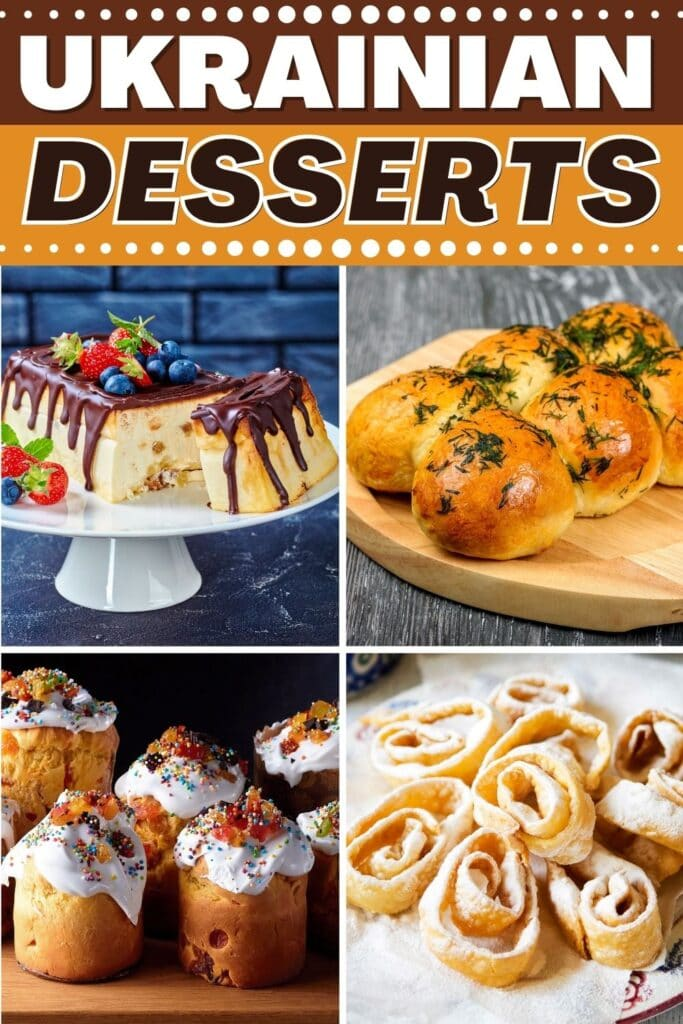 Ukrainian Desserts
