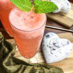 Mint Grapefruit Mimosa